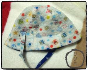 ジンベエ帽子