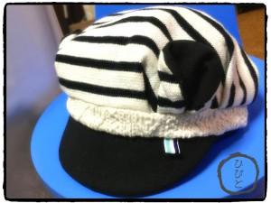 ミッキー帽子2