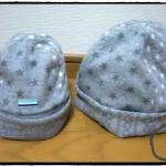 星ドットニット帽2